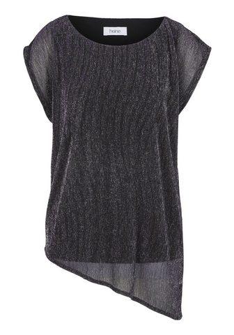 PATRIZIA DINI by Heine Shirt asymmetrischer Saum