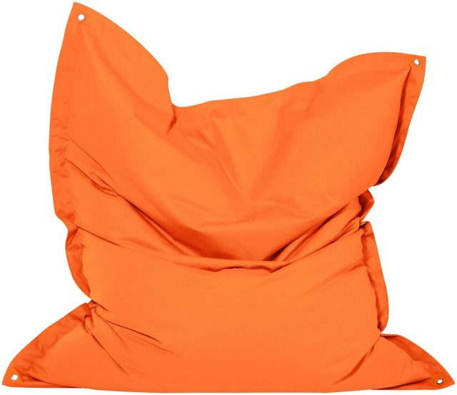 OUTBAG Meadow Outdoor-Kissen Sitzsack plus orange