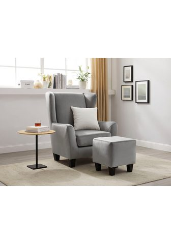 Home affaire Sessel »Chilly« (Set 2-St. kurį sudaro...