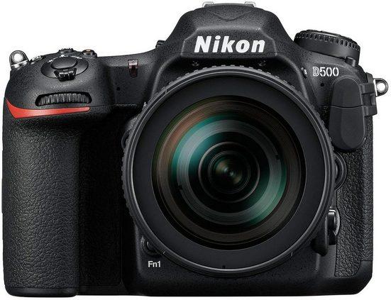 Nikon »D500 + AF-S DX 16-80 mm f2,8-4 ED VR« Spiegelreflexkamera