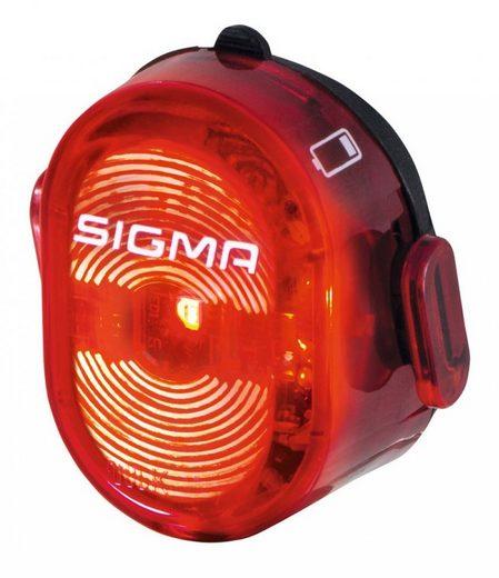 SIGMA SPORT Fahrradbeleuchtung »Sigma Rücklicht Nugget II«