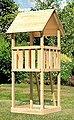 ABUKI Spielturm »Rosie A«, BxTxH: 107x107x291 cm, Bild 1