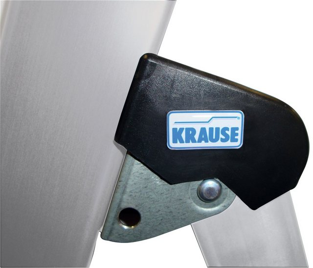 Krause Stehleiter Solido, 4-8 Stufen