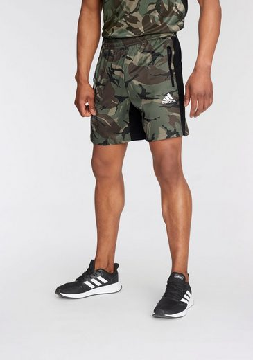 adidas Performance Shorts »MEN CAMO SHORTS«