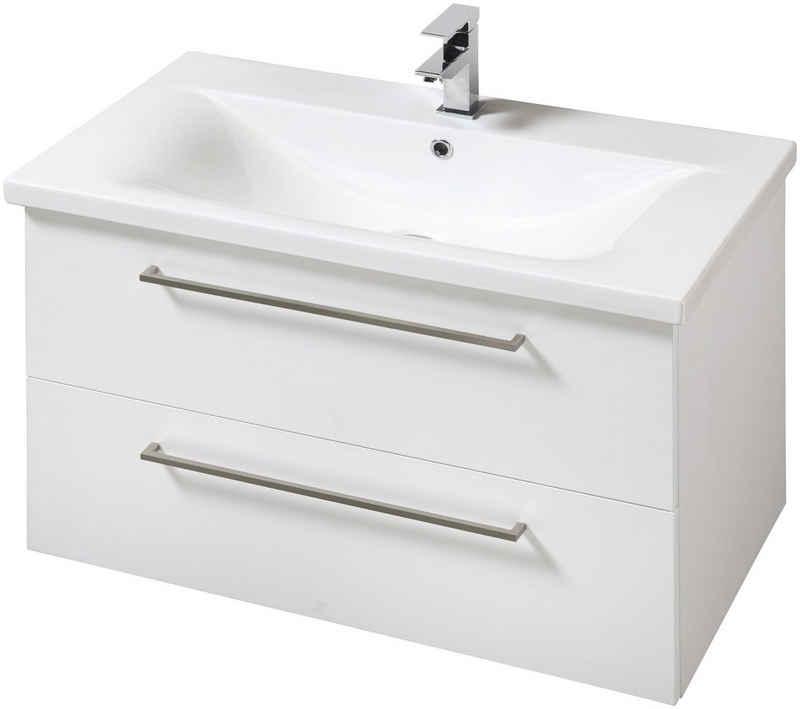welltime Waschtisch »Torino«, Badmöbel in Breite 80 cm
