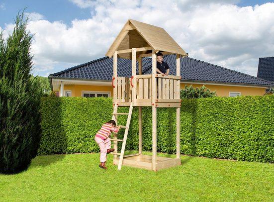 weka Spielturm »Tarpan«, BxTxH: 100x146x331 cm