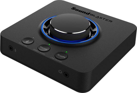 Creative 70SB181000000 USB-Soundkarte 7.1