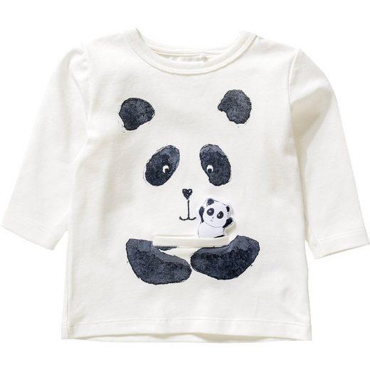 Name It Baby Langarmshirt NBMTITEN für Jungen, Organic Cotton