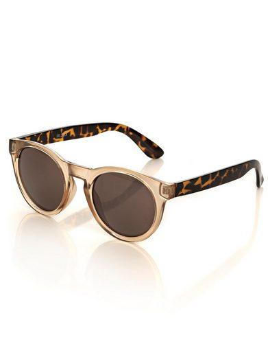 Alba Moda Sonnenbrille mit Bügeln im Leomuster