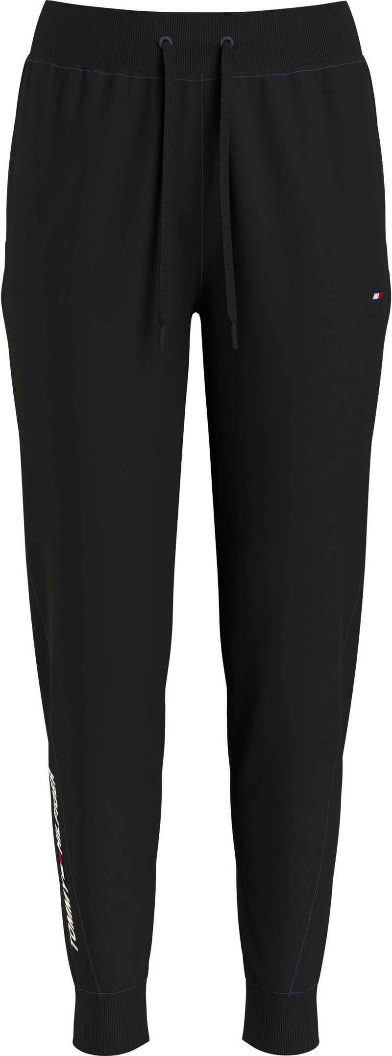 Tommy Hilfiger Sport Jogginghose »REGULAR GRAPHIC PANT« mit seitlichem Tommy Hilfiger Logo-Schriftzug