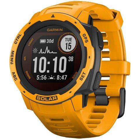 Garmin Instinct Solar Smartwatch (2,3 cm/0,9 Zoll)