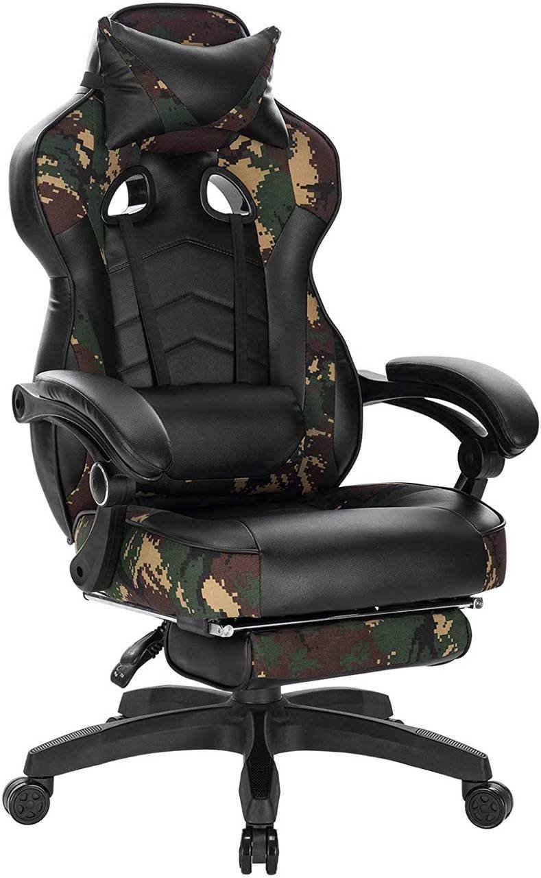 Woltu Gaming-Stuhl »BS71cm« (1 Stück), Gamingstuhl, Bürostuhl, 145 Grad Neigungswinkel, höhenverstellbar