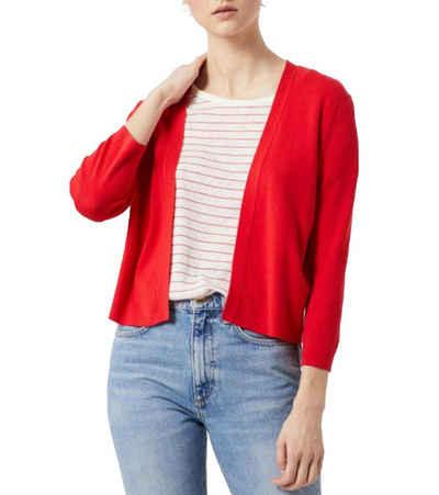 s.Oliver Damen Leichte Shirtjacke aus Jersey