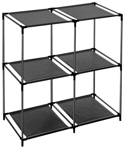 ADOB Regalsystem »Steckregal«, mit vier Fächern
