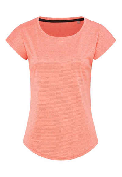 Stedman T-Shirt »Recycled Active« aus recyceltem Material