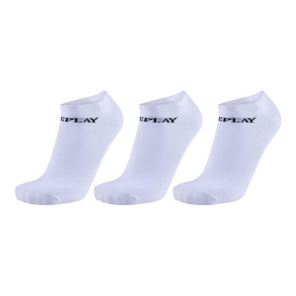 Sneaker Socken 3er Pack