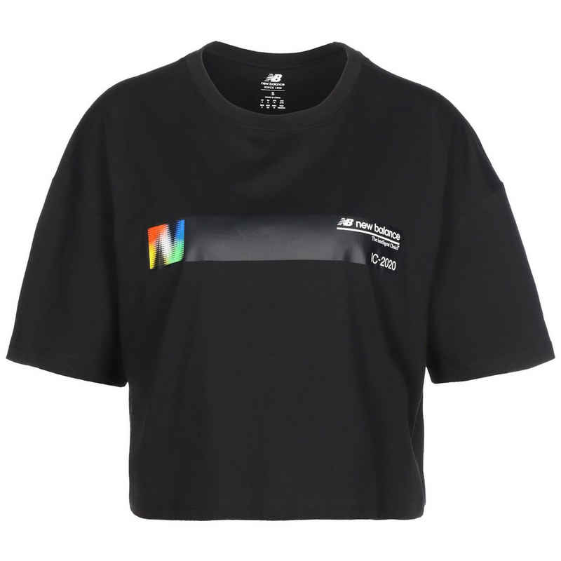 New Balance T-Shirt »Sport Style Optiks Short«