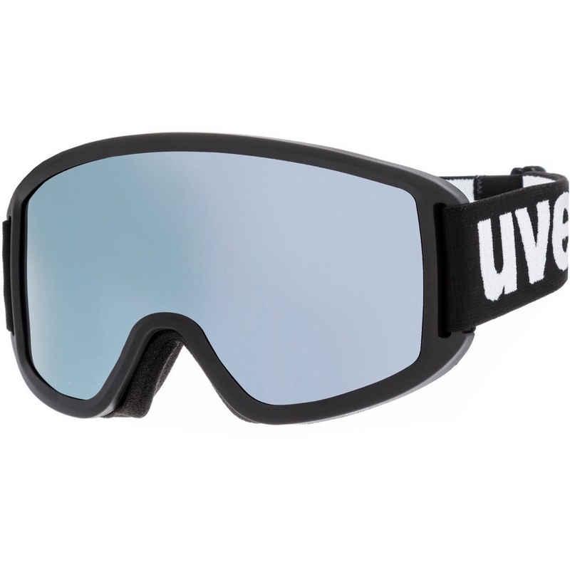 Uvex Skibrille »uvex topic FM«, Anti-Beschlag,bruchsichere Scheiben,verspiegelte Gläser,weites Blickfeld