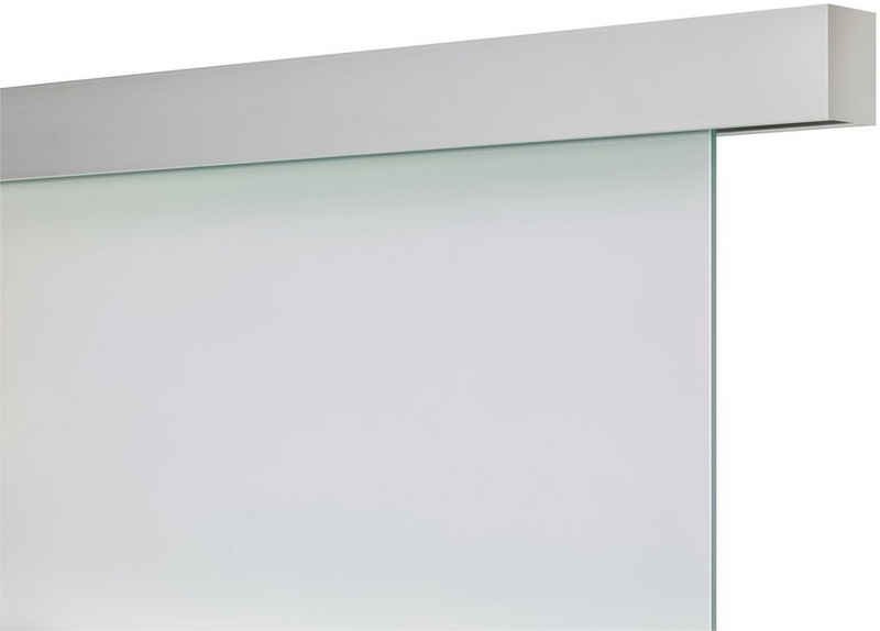 Laufschienenprofil »Toja«, Laufschiene für Glastüren, 200 cm