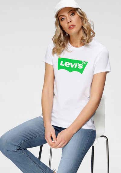 Levi's® T-Shirt »The Perfect Tee« mit Logoprint