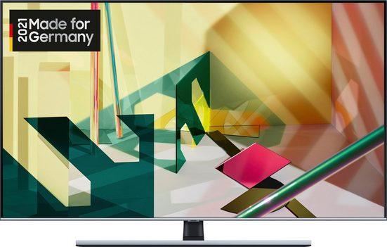 Samsung GQ55Q75TGT QLED-Fernseher (138 cm/55 Zoll, 4K Ultra HD, Smart-TV)