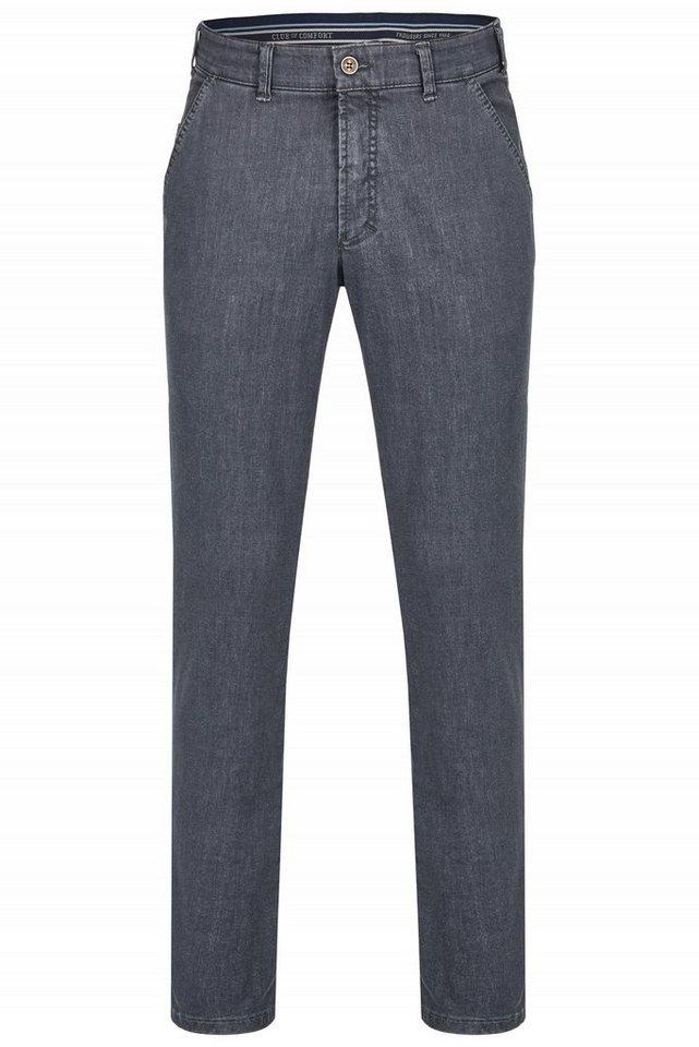 club of comfort -  Hose in modischer Jeans-Optik »GARVEY 6720«