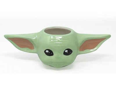 Star Wars Tasse »The Mandalorian 3D Tasse Yoda Baby«