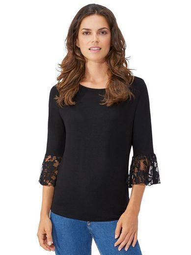 Lady 3/4-Arm-Shirt