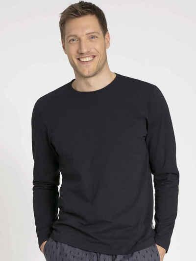 Jockey Pyjamaoberteil »Langarm-Shirt« (1-tlg)