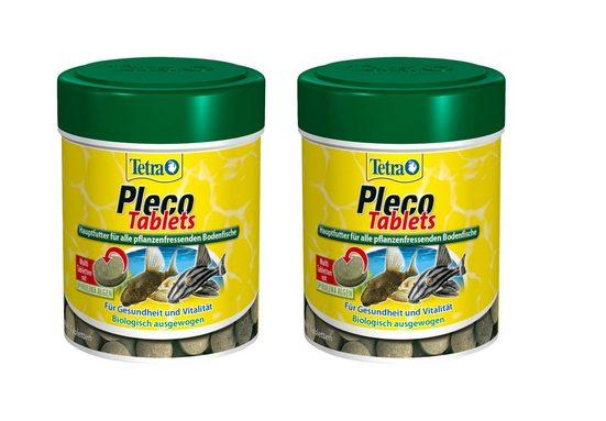 Tetra Fischfutter »Pleco Tablets«, 2x275 Tabletten