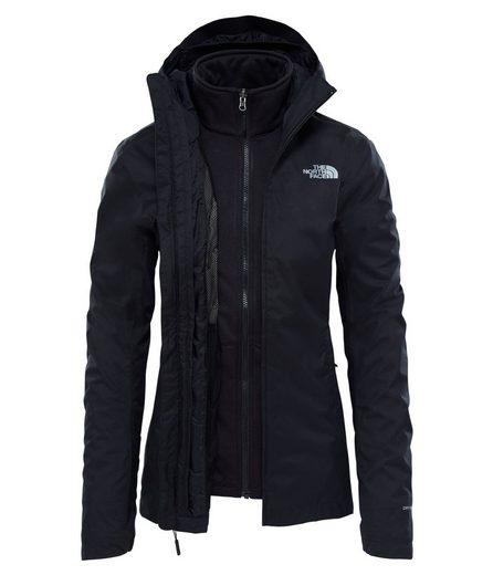 The North Face Outdoorjacke »Tanken Triclimate Jacke Damen«