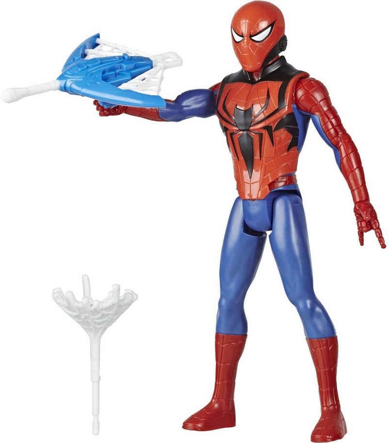 Hasbro Actionfigur »Titan Hero Serie Blast Gear Spider-Man«, mit Schussfunktion