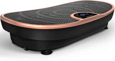 Sportstech Vibrationsplatte »VP250«, 1000 W, 99 Intensitätsstufen