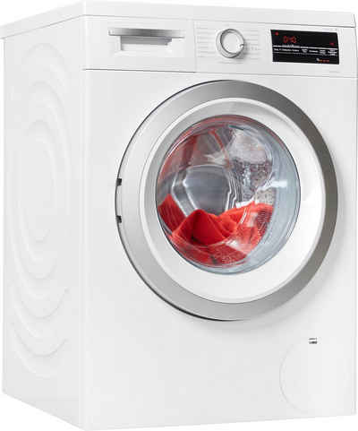 BOSCH Waschmaschine 6 WUU28T40, 8 kg, 1400 U/min, unterbaufähig