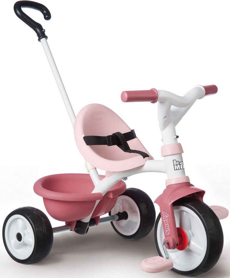 Smoby Dreirad »Be Move, rosa«, Made in Europe