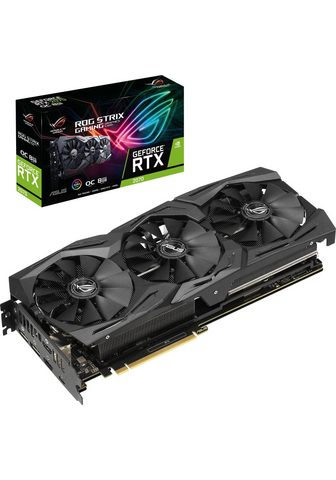 Asus ROG STRIX RTX 2070 O8G GAMING Grafikka...