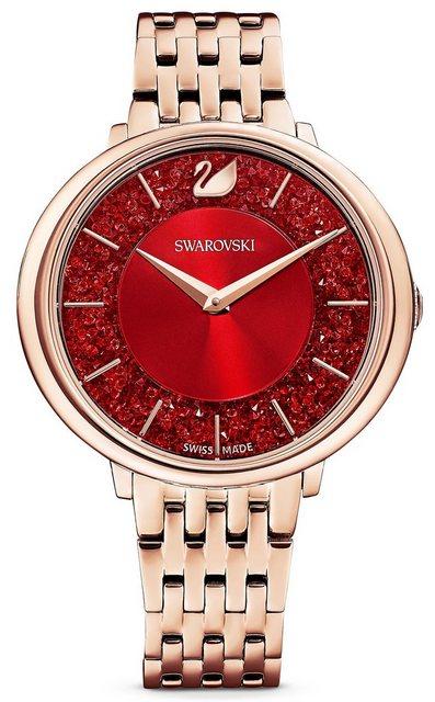 Swarovski Schweizer Uhr »Crystalline Chic, 5547608«   Uhren > Schweizer Uhren   Swarovski