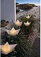 Gartenleuchte »Solarleuchte Boote«, Gartenstecker, Bild 3