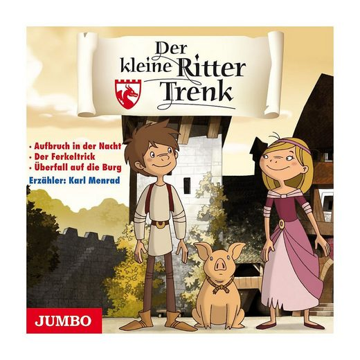 JUMBO Verlag Hörspiel »CD Der kleine Ritter Trenk 1«