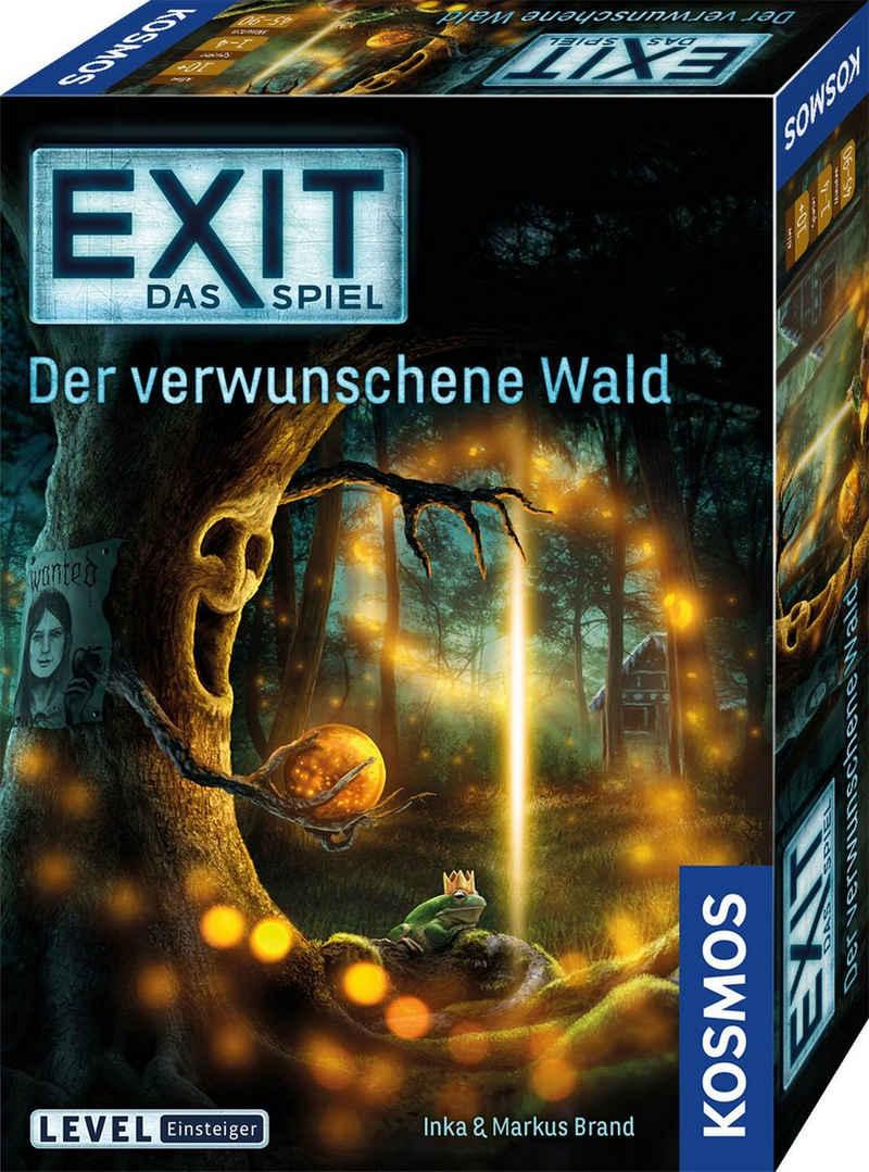 Kosmos Spiel, »EXIT - Der verwunschene Wald«, Made in Germany