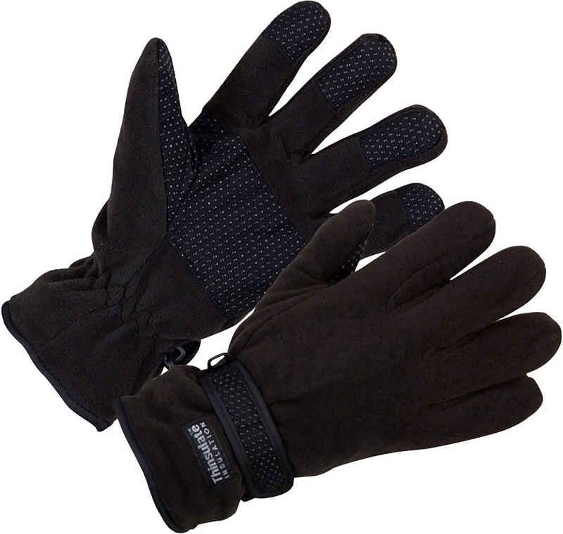 Fleecehandschuhe »0905-1000 schwarz«