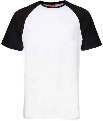 Santa Cruz T-Shirt »Dot Pocket Raglan«