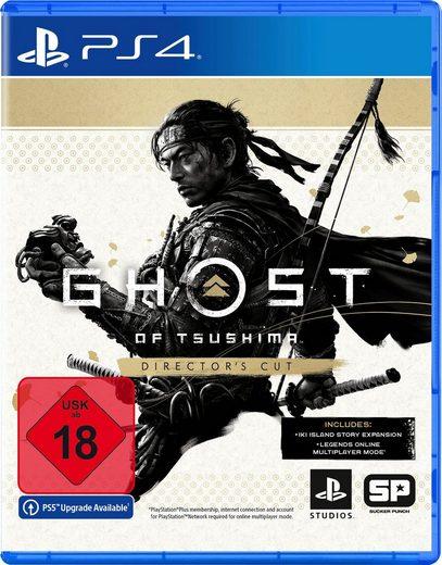 Ghost of Tsushima Director's Cut PlayStation 4
