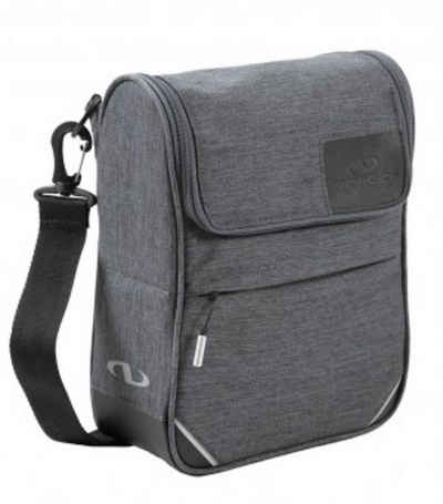 NORCO Gepäckträgertasche »Lenkertasche Norco Kinburn grau, 28x22x9cm, ohne«