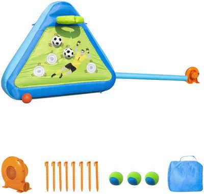 Bestway Aufblasbares Fußballtor »Spielboard«, BxTxH: 225x100x185 cm, mit Dauergebläse