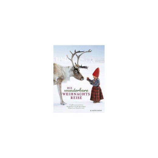S. Fischer Verlag Die wunderbare Weihnachtsreise
