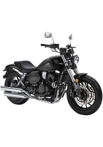 Luxxon Motorrad »Twinrider« 125 ccm 95 km/h E...