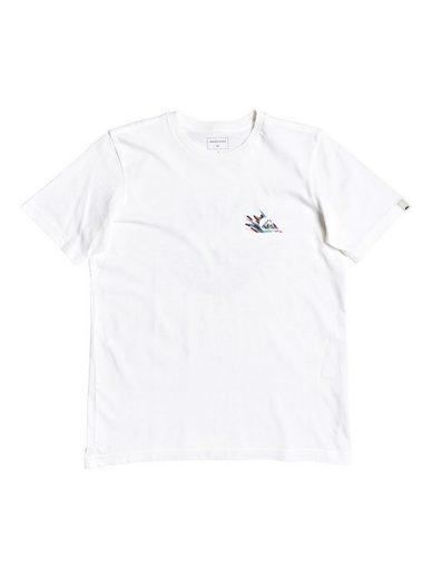 Quiksilver T-Shirt »Shallow Water«