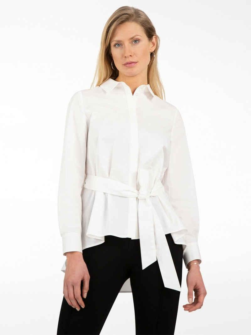 Apart Klassische Bluse aus einer Baumwoll-Mischung