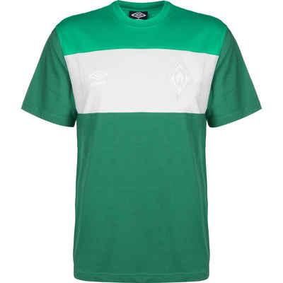 Umbro T-Shirt »Sv Werder Bremen Block«